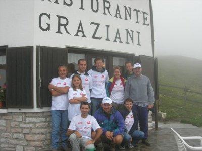 Passeggiata al rifugio Graziani
